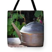 Thrift Store Teapot Tote Bag