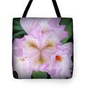 Thrill Of The Frill Tote Bag