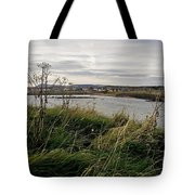 Thriving Under The Wind. Tote Bag