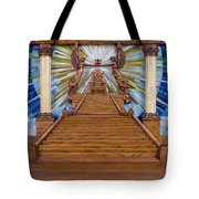 Throne Of Grace Tote Bag