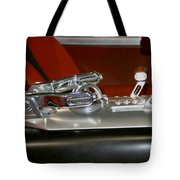 Throttle Up Tote Bag