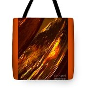 Through A Glass Darkly 3 Abstract Tote Bag