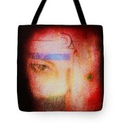 Through A Glass Darkly Tote Bag by Roberto Prusso
