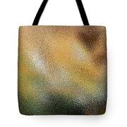 Through A Glass Lightly Tote Bag