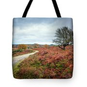 Through A Meadow Tote Bag