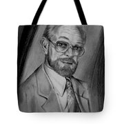 Through A Sons Eyes Tote Bag