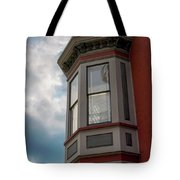 Through All Kinds Of Weather Tote Bag