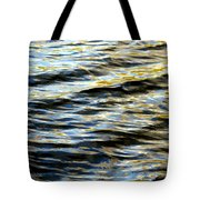 Through Darkness Came Light Tote Bag