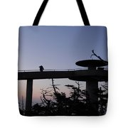 Through Hiker Tote Bag
