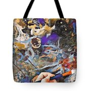 Through My Eyes Tote Bag