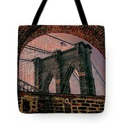 Through The Arch 2 Tote Bag