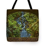 Through The Arch Signed Tote Bag