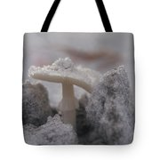 Through The Crust Tote Bag