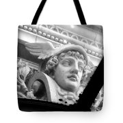 Through The Glass Of Time Encore Tote Bag