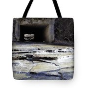 Through The Hill Tote Bag
