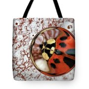 Through The Looking Glass #3 Tote Bag