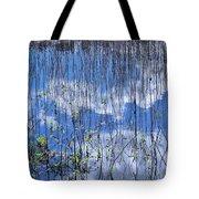 Through The Reeds Tote Bag
