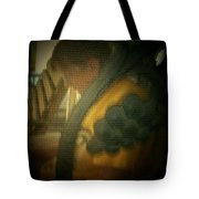 Through The Screen Door Tote Bag