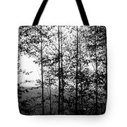 Through The Spring Forest Tote Bag