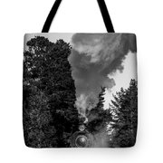 Through The Steam Tote Bag