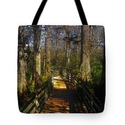 Through The Swamp Tote Bag