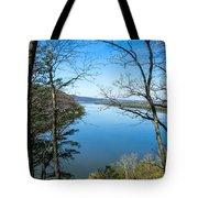 Through To The Susquehanna Tote Bag