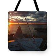 Sunrise @ Lake Tote Bag