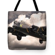 Thumper Gets Airborne Tote Bag