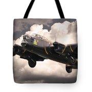 Thumper Gets Airborne Tote Bag