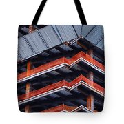 Thunder Dome Df Tote Bag