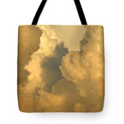 Thunder Heads Tote Bag