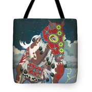 Thunder Pony II Tote Bag