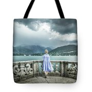 Thunder Symphony Tote Bag