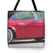 Thunderbird Classic 1955 Tote Bag