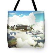 Thunderbolts Tote Bag