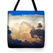 Thunderhead Cloud Tote Bag