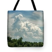 Thunderheads Abound Tote Bag