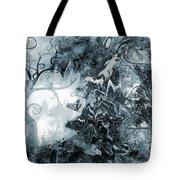 Thunderstorm Tote Bag