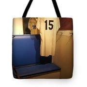 New York Yankee Captian Thurman Munson 15 Locker Tote Bag