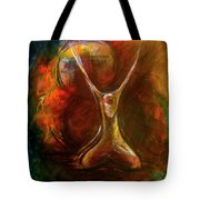 Thy Will Be Done Tote Bag