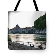 Tiber Walk Tote Bag