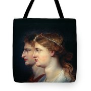 Tiberius & Agrippina Tote Bag