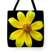 Tickseed Sunflower Tote Bag