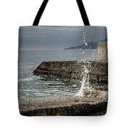 Tidal Bore Tote Bag