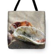 Tidal Deposit Tote Bag