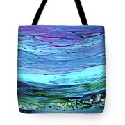 Tidal Pool Tote Bag