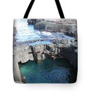Tidal Pool Tote Bag