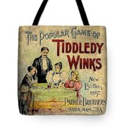 Tiddledy Winks Tote Bag