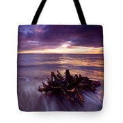 Tide Driven Tote Bag