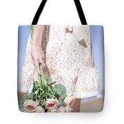 Tide Of Romance Tote Bag